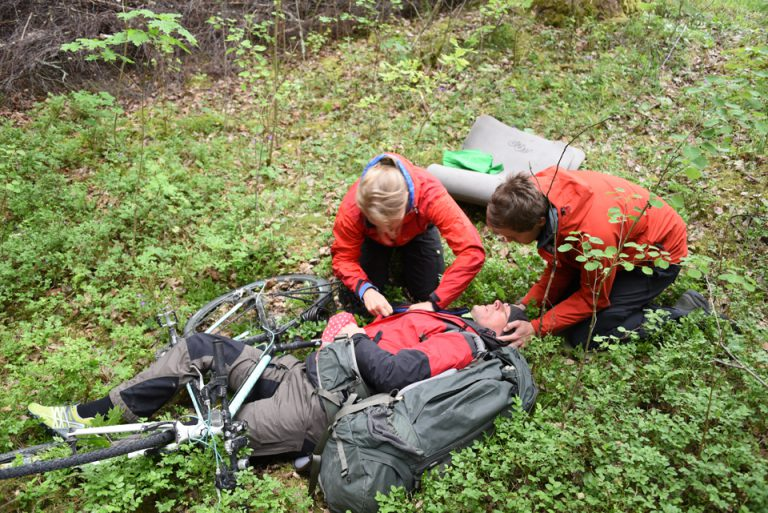 Wilderness First Aid (WFA) Kurs, 2021-05-28–30